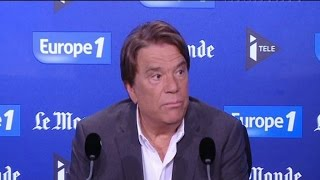 """Video Bernard Tapie : """"j'ai pensé au suicide"""" - Europe 1 MP3, 3GP, MP4, WEBM, AVI, FLV Oktober 2017"""