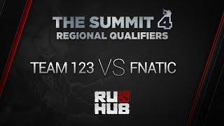 Fnatic vs SatuDuaTiga, game 3