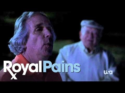 Royal Pains 3.05 (Clip 2)