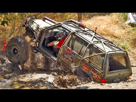 Tank Trap Part 1! – Top Truck Challenge 2014
