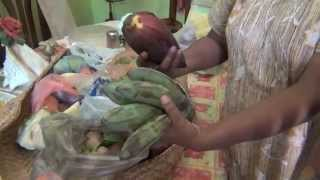 Batticaloa Sri Lanka  city photos gallery : Sri Lankan Cooking in Batticaloa