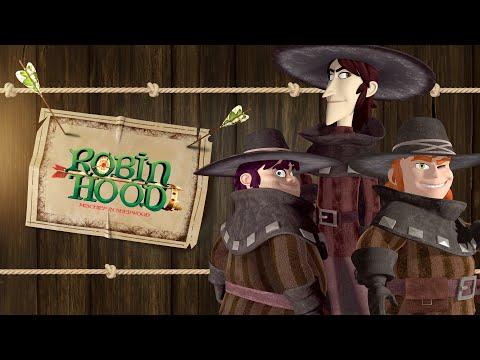 ROBIN HOOD 🏹 BANDITS - Compilation 👑 Season 2