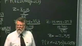 Lecture 34 Math 134 Elementary Statistics