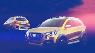 The Go Cross concept has been teased by Datsun India before the 2016 Indian Auto Expo. The teaser hints at an early launch of the car in India as currently crossovers are selling like hot cakes here. The Go Cross uses the same platform as the Go + MPV, but looks more stylish with body cladding compared to its MPV sibling. The muscular front fascia adds another dimension of aggression to it. As far as mechanics are concerned, the Go Cross will use a 1.2-liter 3-cylinder petrol engine to power itself. The engine can deliver a peak output of 65PS and a peak torque of 104Nm. Power to the wheel will be sourced through a five-speed gearbox. The Go Cross will be launched in two versions – a seven-seater and a five-seater. Not much is known about the car's features as yet, but stay tuned to Indian Drives as we will be the first to get you those updates the moment they become available.