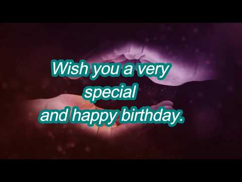 Birthday wishes for best friend - Happy Birthday wishes for your ex-girlfriend: Inspiration for short wishes, messages poems & Video