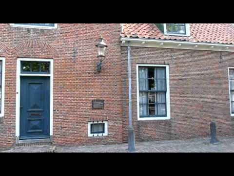 Netherlands Old house