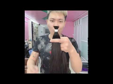 708 Video của Salon chuyến nối tóc Bắc Hugo
