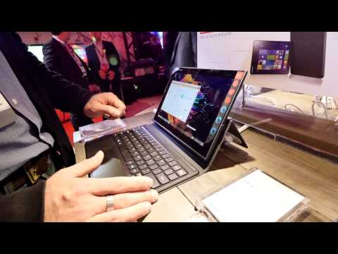 Lenovo MIIX 3 (8″ and 10″) Hands On [4K]