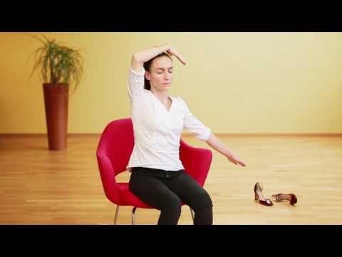 Yoga am Arbeitsplatz - Teil 2