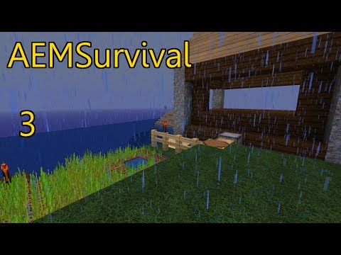 AEMSurvival - Episode 3 - New House and Announcements