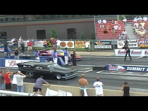 World's fastest Pontiac?