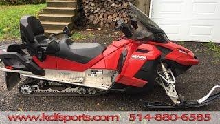 9. #16166 ski doo GTX 1200 LE 2009