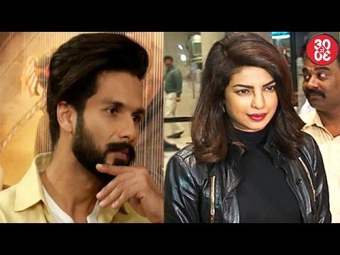 Shahid Takes Mira's Permission | Priyanka Upset