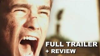 The Signal 2014 Official Trailer + Trailer Review : Brenton Thwaites - HD PLUS