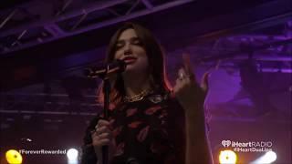 "Video Dua Lipa Performs ""IDGAF"" at iHeart Radio Festival 2017 MP3, 3GP, MP4, WEBM, AVI, FLV Januari 2018"