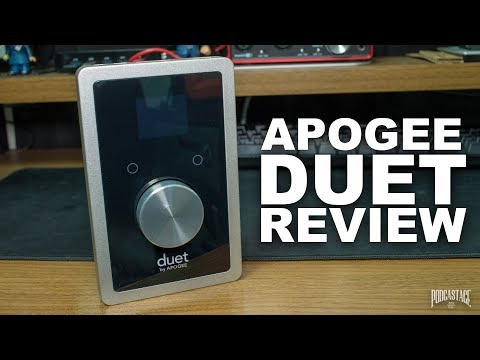 , title : 'Apogee Duet Audio Interface Review / Test / Explained'