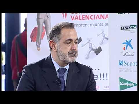 Miguel Mares (ADLYPSE) en el Día de la Persona Emprendedora de la CV
