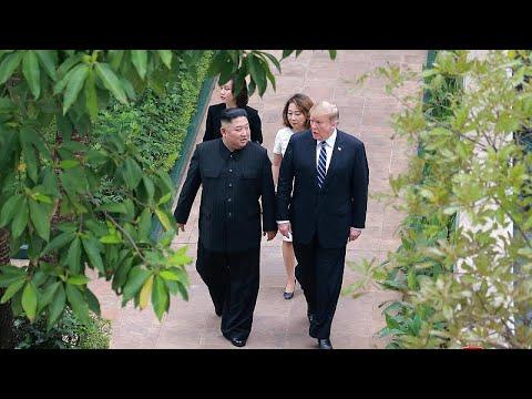 Ακυρώνει ο Τραμπ τις νέες κυρώσεις κατά της Β. Κορέας
