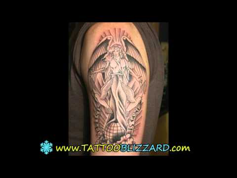 Superb Angel Tattoo Designs Video