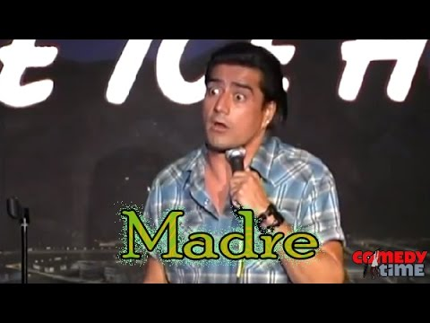 Alex Reymundo - Madre - Comedy Time