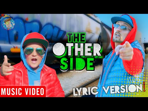 The Other Side 🎵 FUNnel Vision Official Music Video   Grass Is Greener LYRIC VERSION