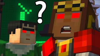 Minecraft Story Mode - Episode 8 - WHERE'S AXEL & OLIVIA!? 'A Journey's End''