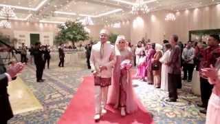 Video Highlights Wedding Reception Fiana & Dicky MP3, 3GP, MP4, WEBM, AVI, FLV Maret 2019