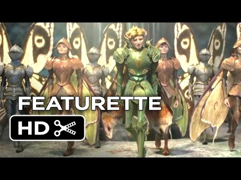 Strange Magic Featurette - Making Of Strange Magic (2015) - George Lucas Animated Movie HD