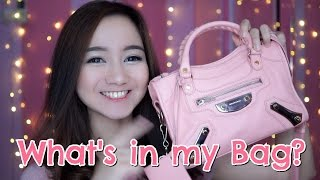 Video WHAT'S IN MY BAG?? [BAHASA] MP3, 3GP, MP4, WEBM, AVI, FLV Juni 2018