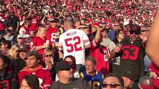 49ersLA Takeover vs Rams