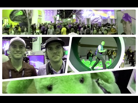 THE GIGANTIC GOLF SHOW + HUMAN HAMSTERS + THE BRYAN BROS!