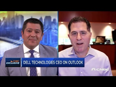 Dell CEO Michael Dell on Q2 earnings results