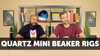 All Quartz Mini Rig Dabs by 420 Science Club