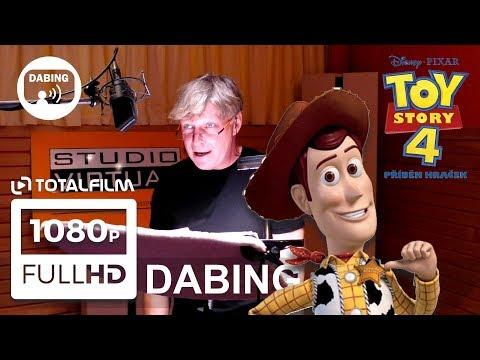 Michal Dlouhý jako Woody. Jak se dabuje animák Toy Story 4: Příběh hraček?