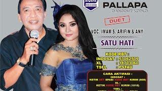 SATU HATI - IMAM S ARIFIN & ANY - New Pallapa