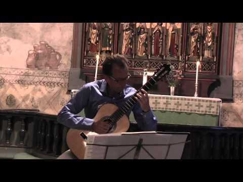 Jim Nilsson plays J.S Bach. Lutesuite BWV 995 (Cellosuite BWV 1011)