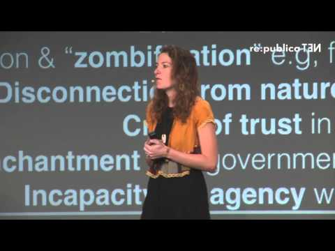re:publica 2016 – Alexa Clay: Neo-Tribes: The Future is Tribal