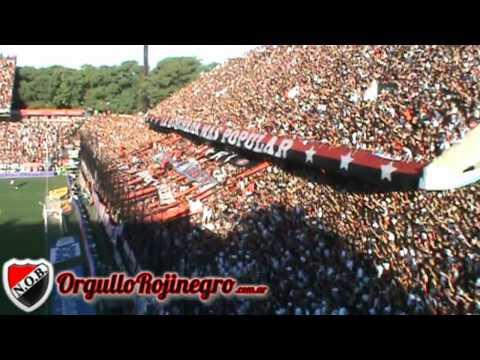 Fiesta leprosa desde la visera! (HD)   Newell's 2 - 0 Racing Club   OrgulloRojinegro.com.ar - La Hinchada Más Popular - Newell's Old Boys