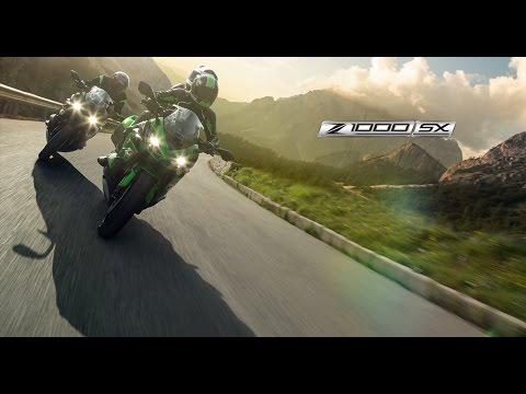 2017 Kawasaki Z1000SX
