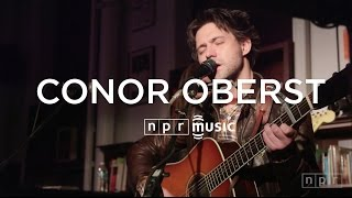 <b>Conor Oberst</b> Full Concert  NPR Music Front Row