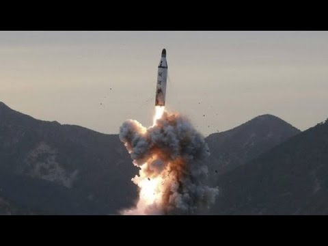 Breaking News: North Korea Launches Missile