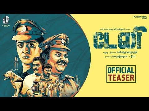 Danny Tamil movie Latest Trailer