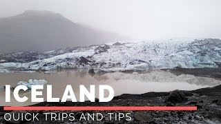 What to do in Iceland and Tips for Iceland.Tips Video: https://youtu.be/WnLZ2f6y3IYPlaces we visited: Glymur Falls, Gulfoss Falls, Blue Lagoon Iceland, Oxararfoss, Geysir, Reynisfjara, Solheimajokull, Seljalansfoss and Reykjavik.Voyage by LEMMiNO https://soundcloud.com/lemminoCreative Commons — Attribution-ShareAlike 3.0 Unported— CC BY-SA 3.0 http://creativecommons.org/licenses/b...Music by BENSOUND http://www.bensound.com/royalty-free-...Creative Commons — Attribution 3.0 Unported— CC BY 3.0 http://creativecommons.org/licenses/b...The Republic of Iceland (Listeni/ˈaɪslænd/; Icelandic: Ísland pronounced [ˈistlant]), Lýðveldið Ísland in Icelandic, is a Nordic island country in the North Atlantic Ocean. It has a population of 332,529 and an area of 103,000 km2 (40,000 sq mi), making it the most sparsely populated country in Europe.[7] The capital and largest city is Reykjavík. Reykjavík and the surrounding areas in the southwest of the country are home to over two-thirds of the population. Iceland is volcanically and geologically active. The interior consists of a plateau characterised by sand and lava fields, mountains and glaciers, while many glacial rivers flow to the sea through the lowlands. Iceland is warmed by the Gulf Stream and has a temperate climate, despite a high latitude just outside the Arctic Circle. Its high latitude and marine influence still keeps summers chilly, with most of the archipelago having a tundra climate.
