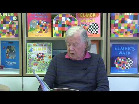 Time for Storytime: David McKee reads Elmer