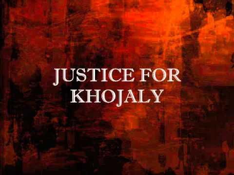 Image result for JUSTICE FOR KHOJALY!