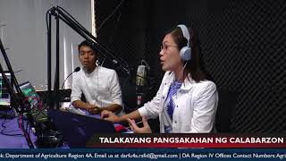 Episode 26 with Agriculturist II and GAHP Regional Focal Person Zaldy Calderon