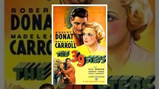 The 39 Steps 1935 - Alfred Hitchcock