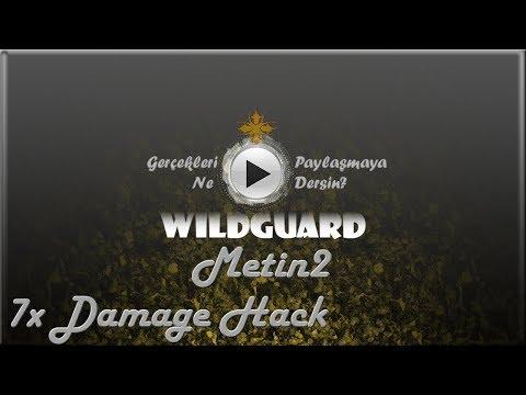 Metin2 7x Damage Hack/Hile Kurulum & Kanıt (Sürgün Mağarasında Çalışıyor) [HD]