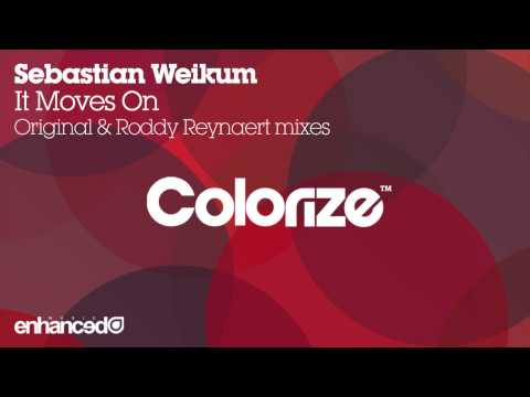 Sebastian Weikum - It Moves On (Roddy Reynaert Remix)