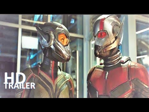 Ant Man and the Wasp Trailer #2 2018 | HD Trailers